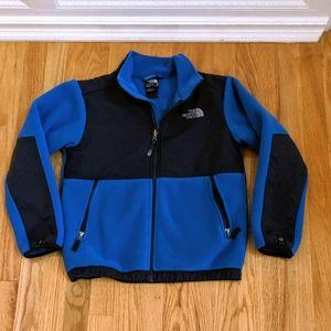 Boys The North Face Fleece Jacket. Size M